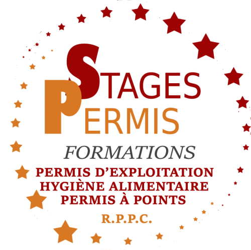Stage permis à points